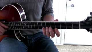 Jazz Guitar Lesson: Improvisation In The Style Of Bach