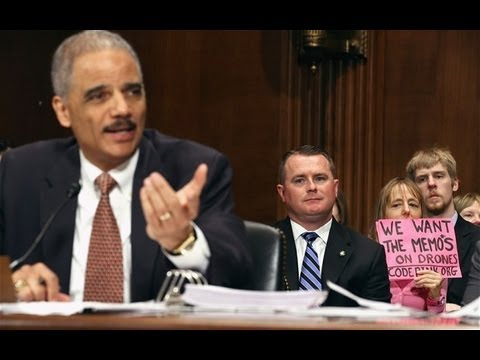 Eric Holder: We killed 3 Americans with drones by accident