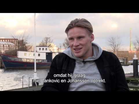 Portret Jonas Svensson