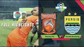 Download Video BORNEO FC (0) vs (1) PERSIB BANDUNG - Full Highlight | Go-Jek Liga 1 bersama Bukalapak MP3 3GP MP4