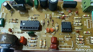 Mạch sub điện đơn giản chất âm hay lh0396820822