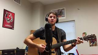 Drunk Girl by Chris Janson- Cover Video