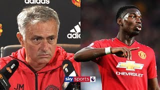 Jose Mourinho reveals 'the truth' about his relationship with Paul Pogba!