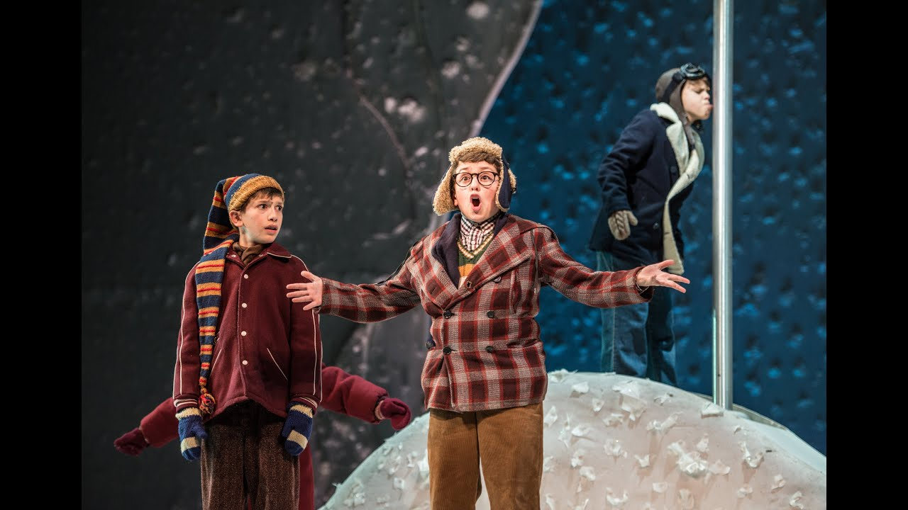 Audiences Love A Christmas Story: The Musical at Paper Mill ...