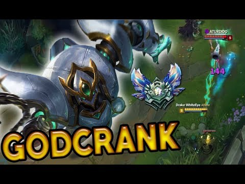 ESTOS GANCHOS SON MAS PROPIOS DE UN CHALLENGER | League of Legends | Drake Rajanj thumbnail