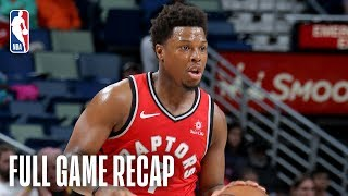 RAPTORS vs PELICANS | Kyle Lowry Notches His 2nd Triple-Double Of The Season | March 8, 2019