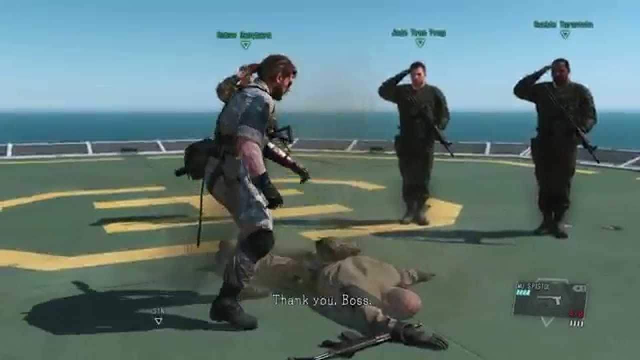 mgs5tpp thank you boss mgs5tpp thank you boss