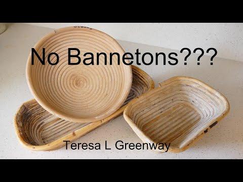 No Bannetons??