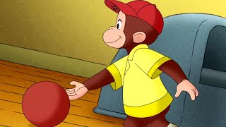 Curious George 🐵Bowling for Bobolinks 🐵Kids Cartoon 🐵Kids Movies 🐵Videos for Kids