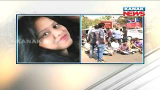 Protest Over Death Of OUAT Girl Student