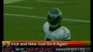 Vick And Nike Just Do It Again