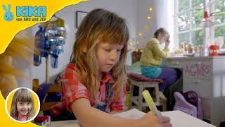 Elsa - 1. Die Hausaufgaben | Mehr auf KiKA.de