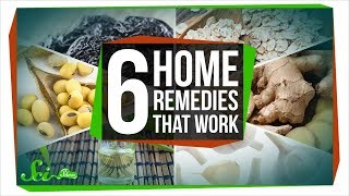6 Home Remedies Actually Supported by Science