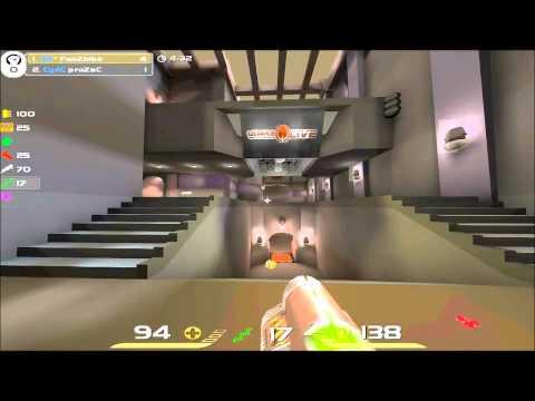 Quake Live Cast Fanzhibo vs Prozac IEM4 Asia