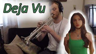 Deja Vu - Olivia Rodrigo (Trumpet Cover)