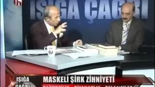 Yaşar Nuri Öztürk - maskeli sirk. riyakarlik. maun suresi. Hadis sirk