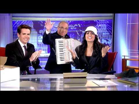 Vinita Nair Wedding Polka on ABC World News Now