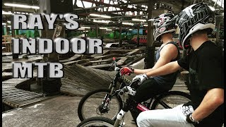 One of the COOLEST Places to Ride Your Bike - Rays Indoor MTB