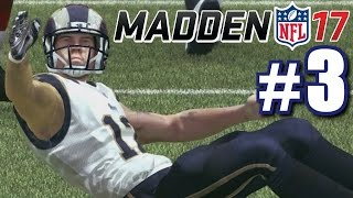GO BUDDY! | Madden 17 | Career Mode #3