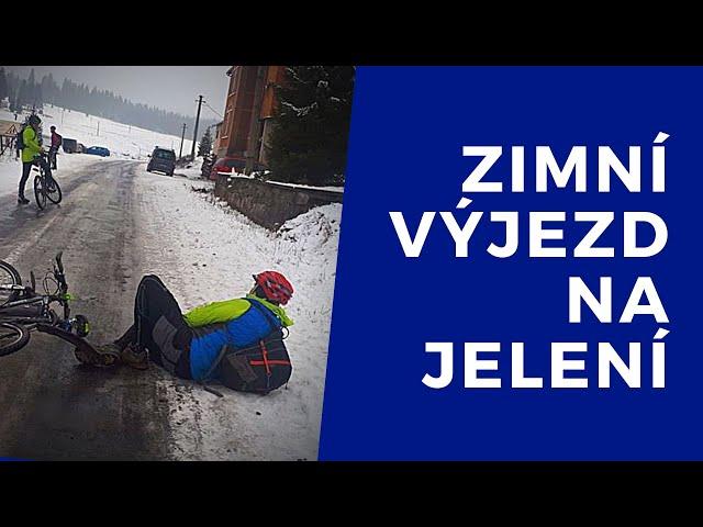 Na kole na Jelení - Silvestr