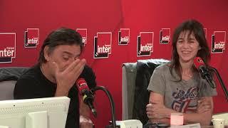 Charlotte Gainsbourg et Yvan Attal présentent
