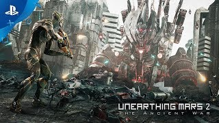 Unearthing Mars 2 - Announcement Trailer | PS VR