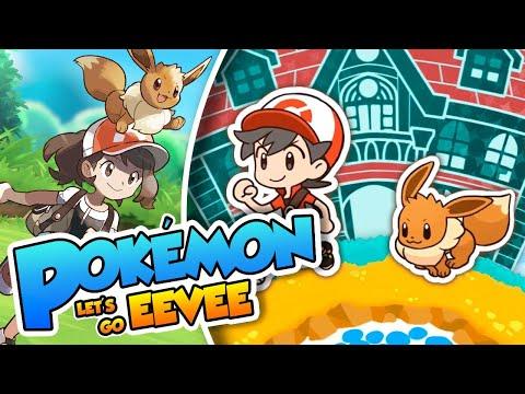 ¡Campeones de Kanto! - 39 - Pokémon Let's Go Eevee Coop Español (Switch) DSimphony y Naishys thumbnail
