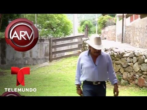Joan Sebastian mostró su rancho en entrevista exclusiva | Al Rojo Vivo | Telemundo