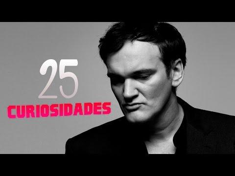 25 curiosidades| películas de Quentin Tarantino