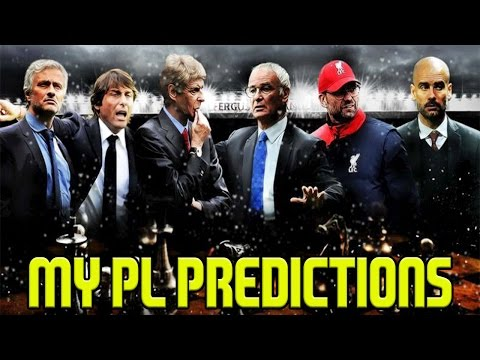 MY PREMIER LEAGUE 2016-17 PREDICTIONS - WEEK 3 & FANTASY PL TRANSFERS & REVIEW!