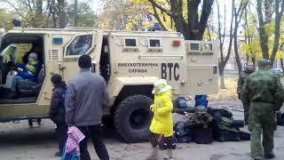 Уроки по взрывоопасным предметам для детей Красногоровки
