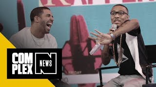 Jermaine Dupri Thinks Bow Wow Has More No. 1s Than Drake