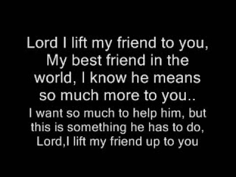 Casting Crowns-Prayer For a Friend