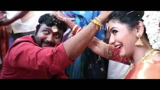 Bobby Simha & Reshmi Menon   Wedding Film HD