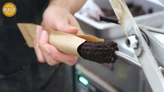 Oreo Churros with Cream │ 오레오 츄러스 │ Korean Street Food