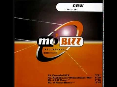 CRW  I Feel Love Extended Mix MoBizz Recordings 1998