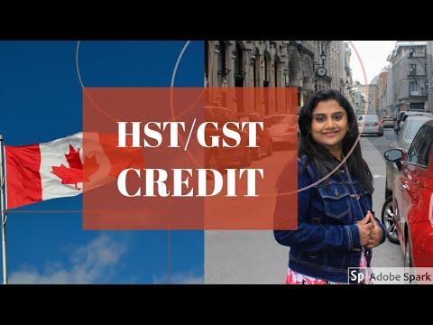 Canada HST/GST Credit | Newcomer Benefits| Ontario Trilliium Benefit