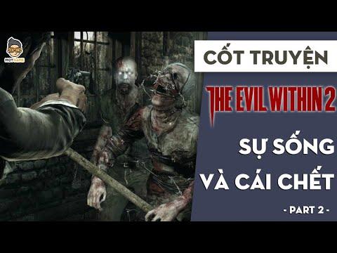CỐT TRUYỆN The Evil Within 2 P2   Sự Sống và Cái Chết   Mọt Game