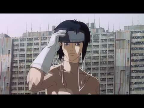 Ghost In The Shell AMV - Lithium Flower