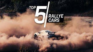 Porsche Top 5 Series: Rallye Cars