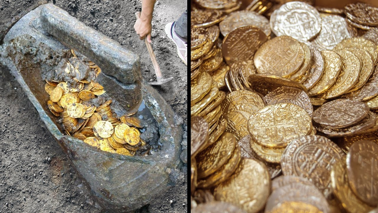 9 Most Amazing Archaeological Treasure Discoveries