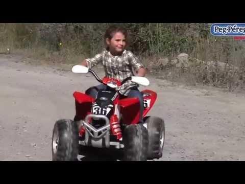 PEG-PEREGO ΗΛΕΚΤΡΟΚΙΝΗΤΟ 12 VOLT POLARIS OUTLAW