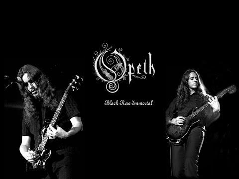 Opeth - Black Rose Immortal Lyric Video