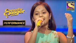 "Mauli And Priti's Version Of ""Panchhi Nadiya Pawan Ke Jhonke""  | Superstar Singer"