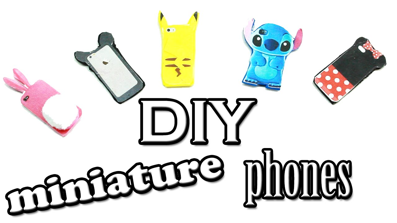 photo about Printable Phones referred to as Do it yourself // Mobile Cell phone with Adorable Scenarios PawesomeTV