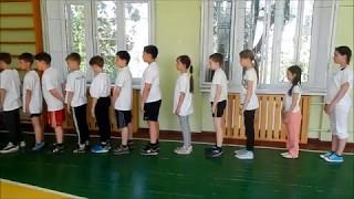 Козацький ліцей,  інноваційний урок фізичної культури, вчитель Філоненко-2017