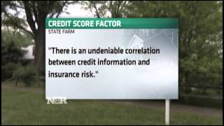 Nightly Business Report: How poor credit costs you on homeowners insurance