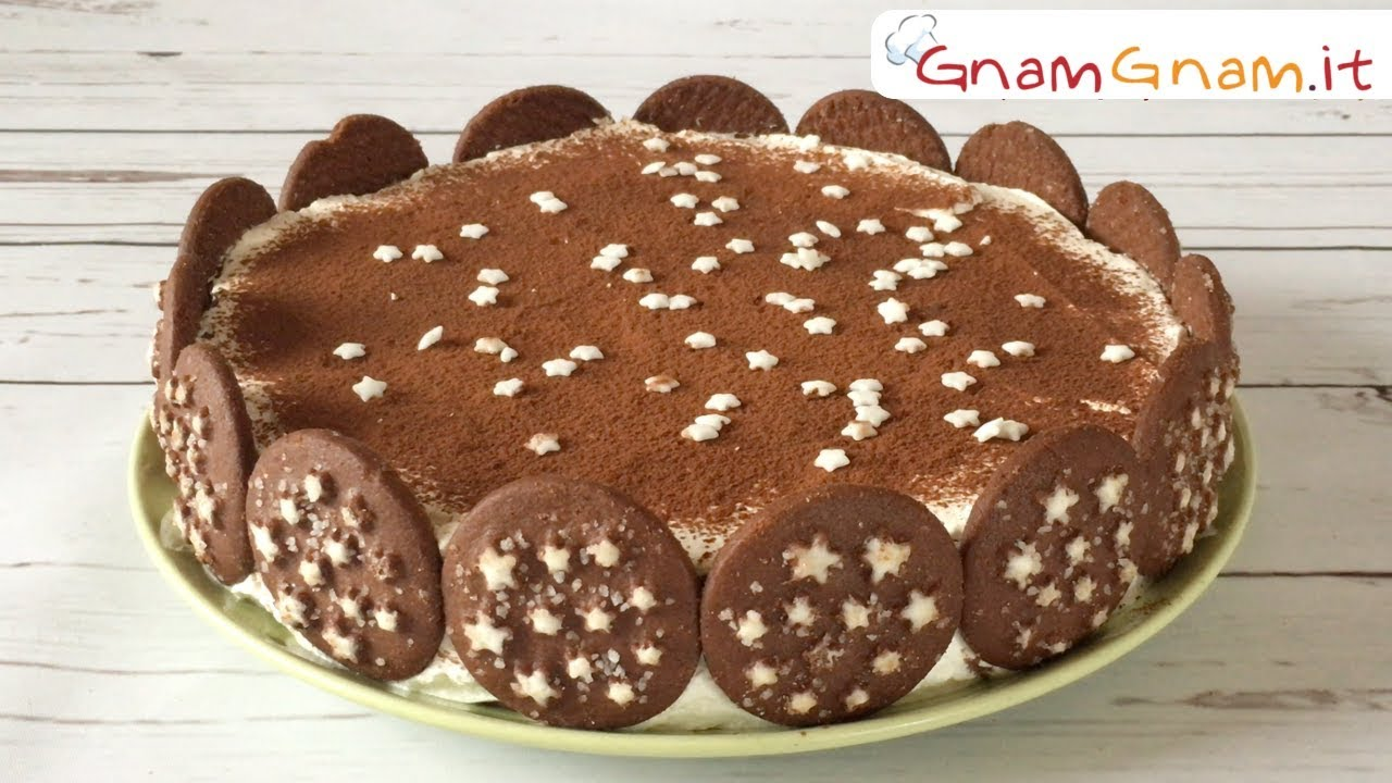 Ricette misya torta pan di stelle