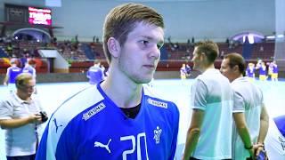 Egypt 20:26 Denmark (Group B) | IHFtv Highlights & Interviews - Men