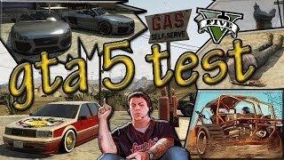 GTA V ONLINE - PS4 - TEST : Stock-Car - FR